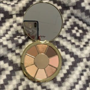 """Tarte """"Be You, Naturally."""" Eyeshadow Palette"""